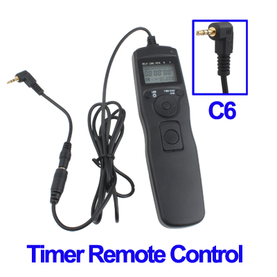 harga LCD Display Timer Remote Control for Canon 1000D Pentax K200D Samsung Tokopedia.com