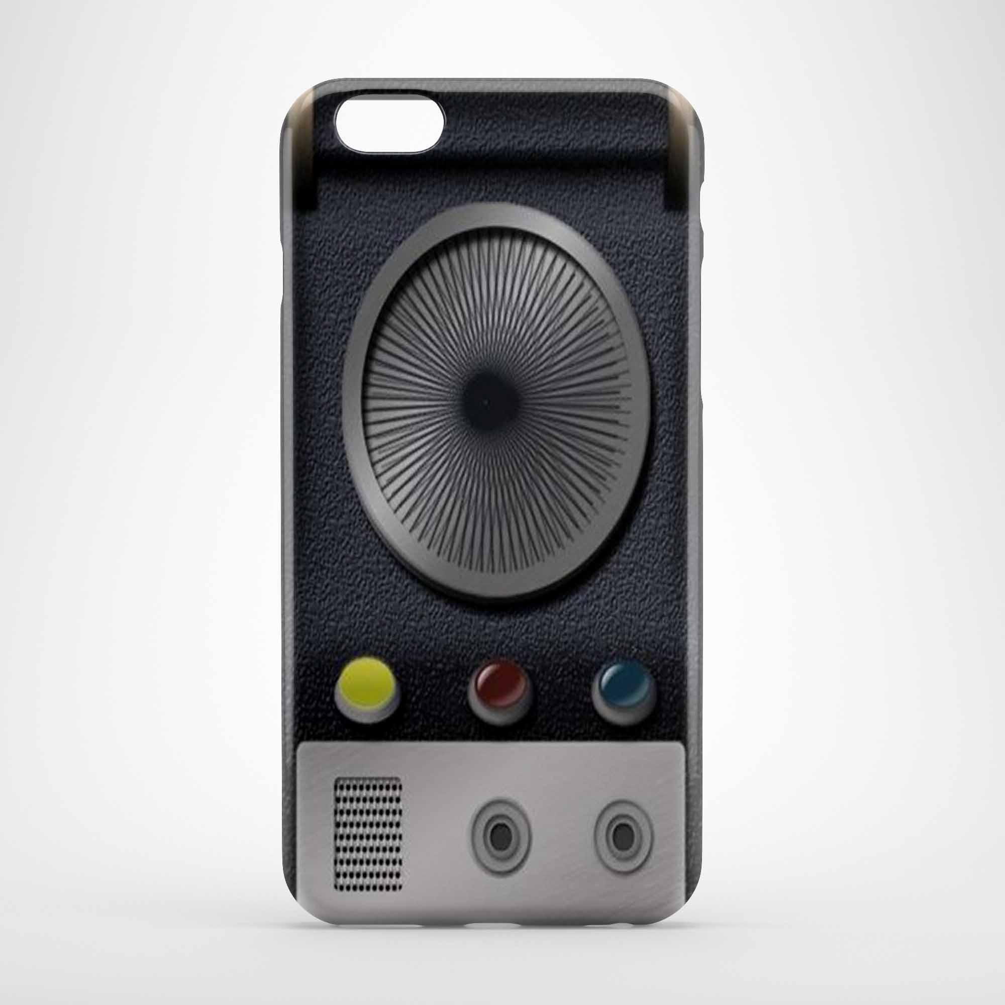 Jual communicator-app star trek Hard case Iphone case dan