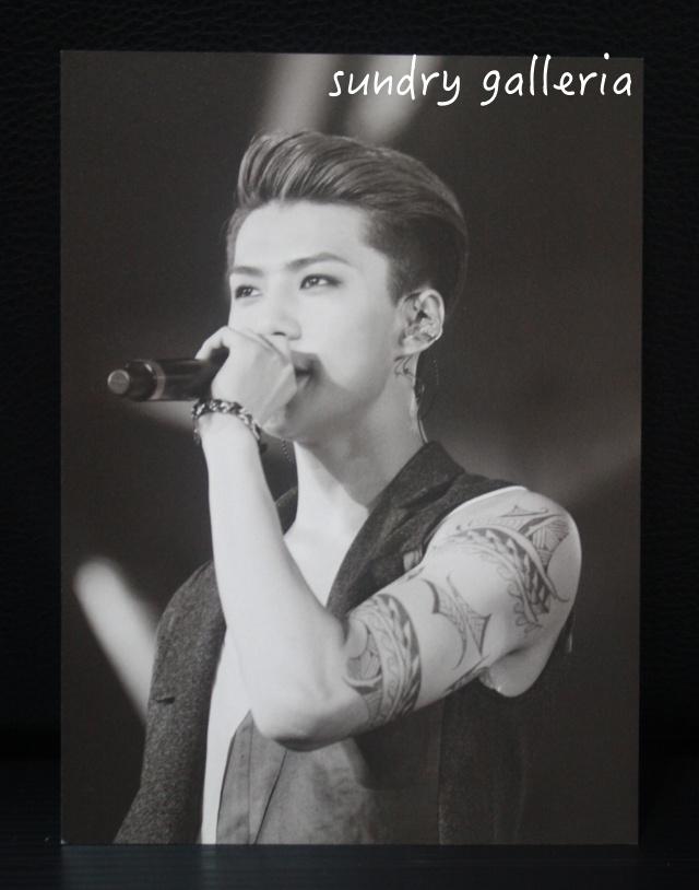 harga Sehun EXO Postcard (photocard) from EXOLOGY ALBUM Tokopedia.com