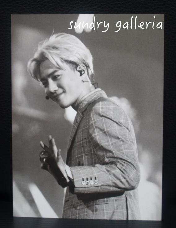 harga Suho EXO Postcard (photocard) from EXOLOGY ALBUM Tokopedia.com