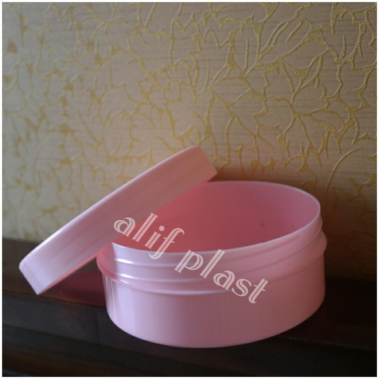 Jual Pot Lulur 250 Gram Pink Alif Muslim Store Tokopedia Gr Tinggi