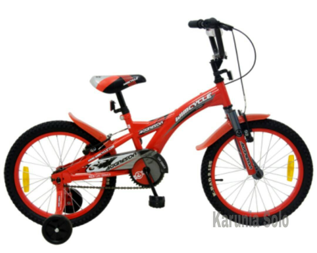 "harga Wimcycle -  Aggressor 18"" Tokopedia.com"