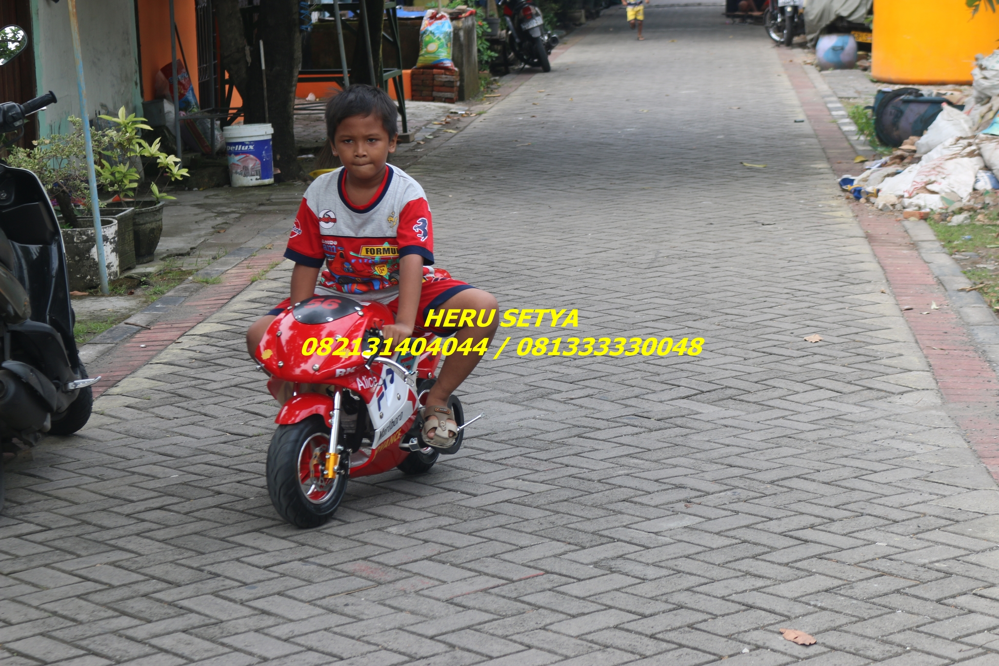 Jual MOTOR GP MINI 50 CC Motor Atv Tokopedia
