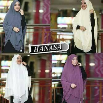 jilbab hijab khimar jumbo murah cantik