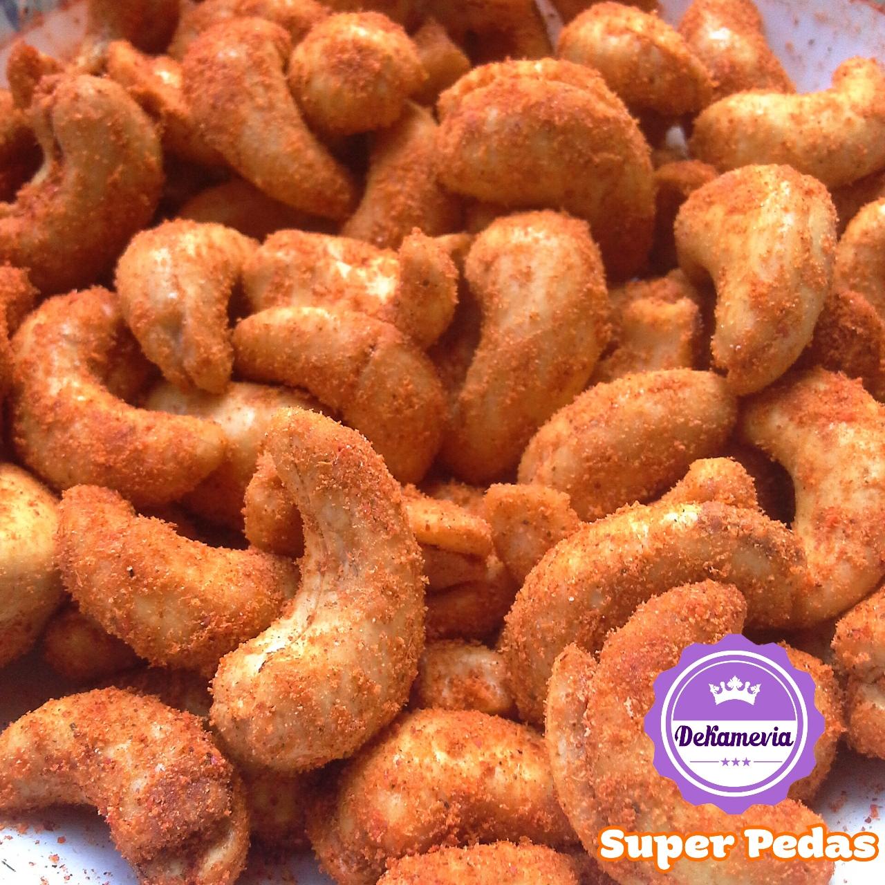 Supplier Kacang Mede Pedas 500gr Referensi Daftar Harga Mete Cashew Nut Utuh Balado Sambalado Premium 500 Gram Jual Rasa Bbq Karamel Keju