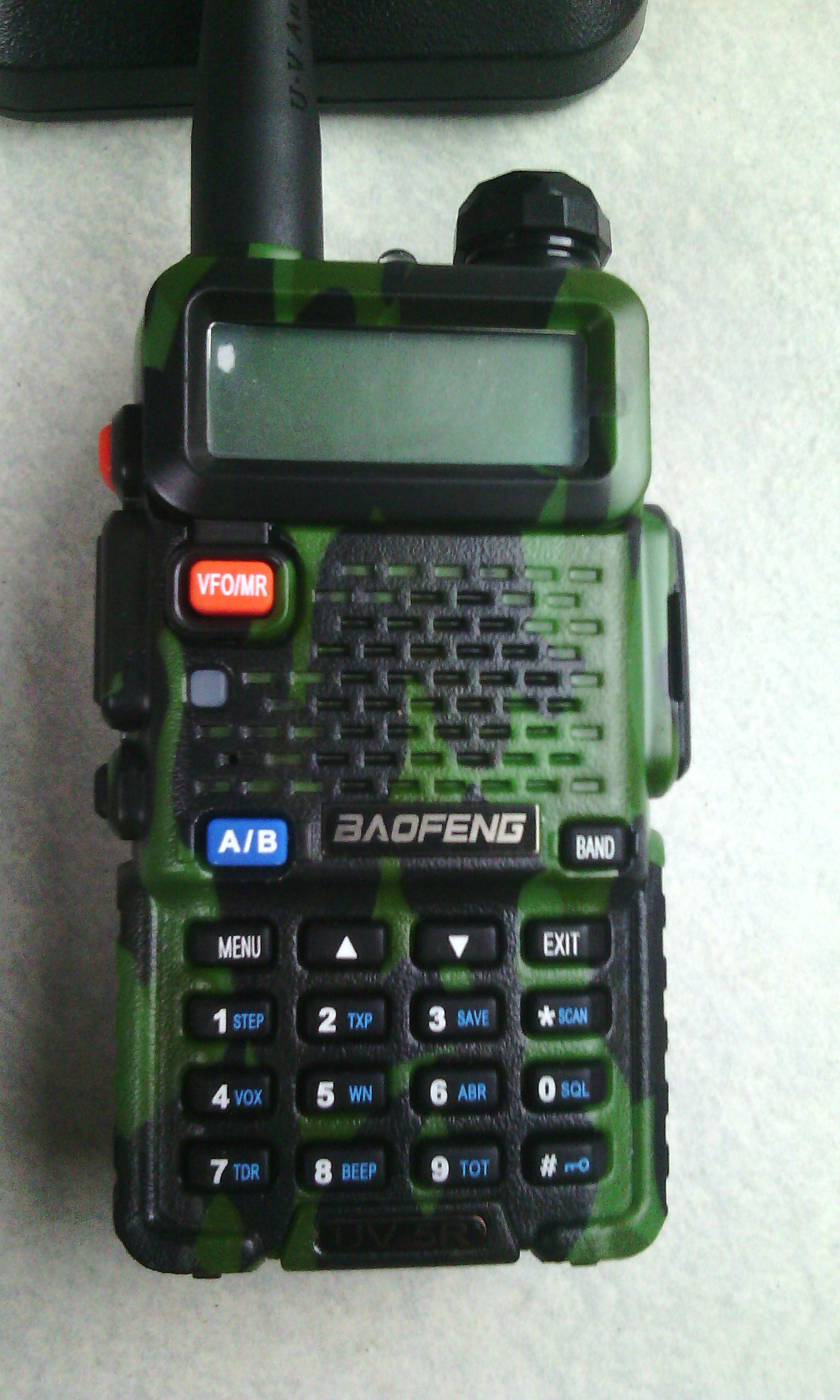 Baofeng Uv 5ra Ht Walkie Talkie Resmi Indonesia Daftar Bf Uv5r Dual Band Uhf Vhf Handy Talky 5r Radio Handie Green Loreng