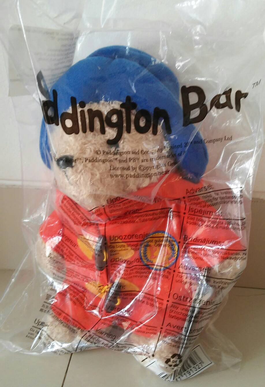 harga Boneka Paddington Bear Tokopedia.com