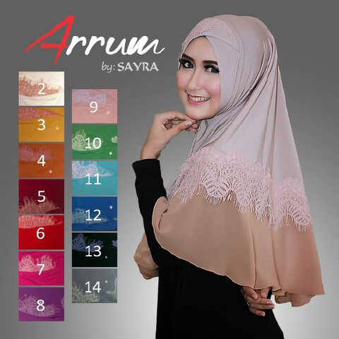 Hijab Syria Arrum