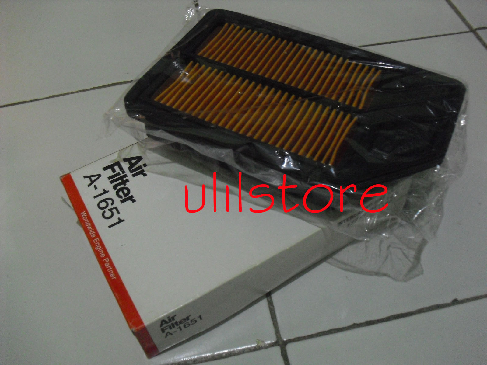 A-1651 SAKURA UDARA FILTER FOR HONDA CITY 2008 / JAZZ 2004,