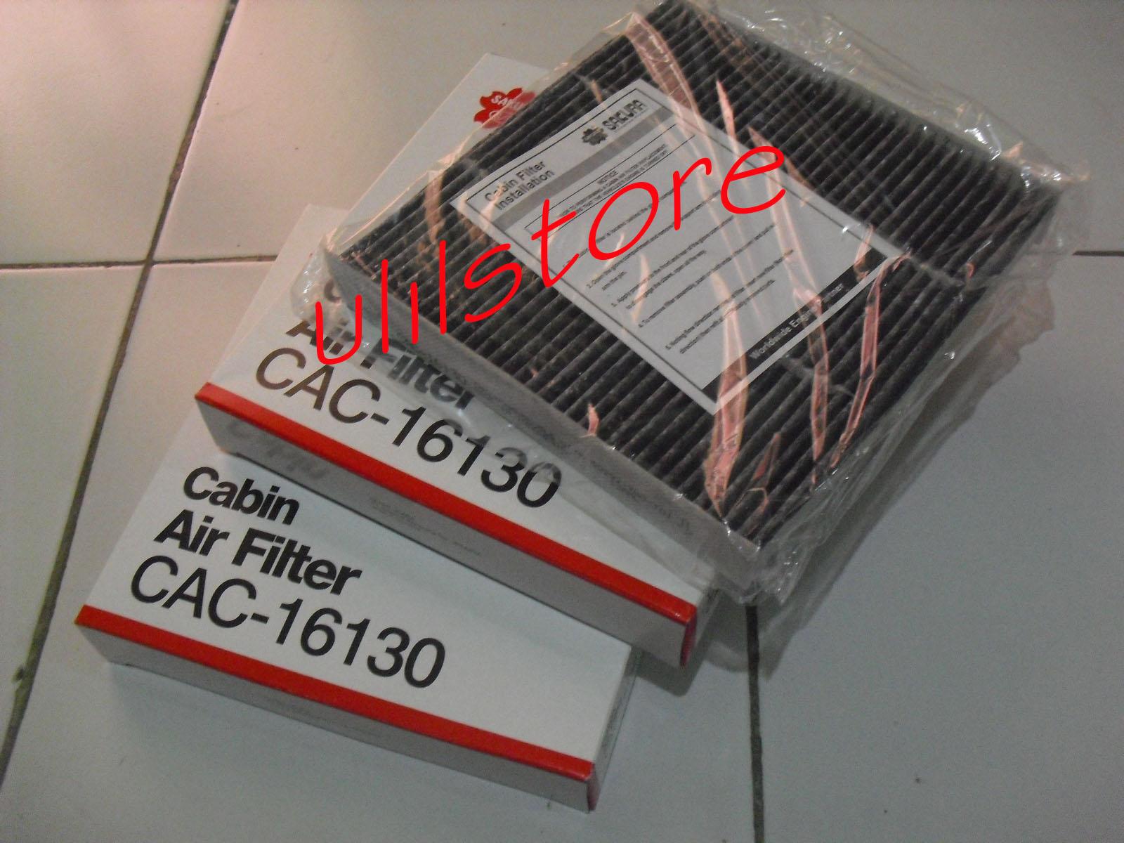 CAC-16130 Filter Ac/cabin Honda Mobilio, Brio, New Jazz, city,FREED