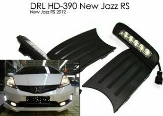 drl khusus jazz RS