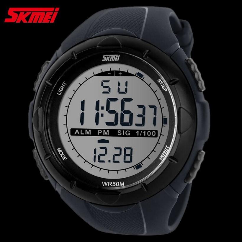 Jam Tangan SKMEI S-Shock Water Resistant 50m - DG1025