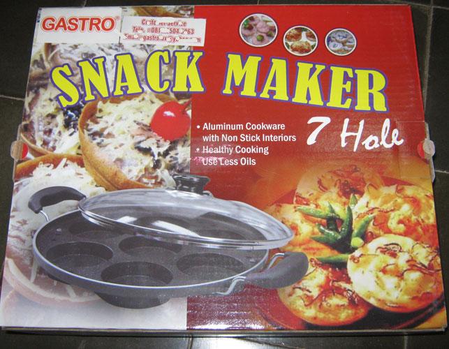 Jual Snack Maker Cetakan Martabak Mini Loyang Kue Lumpur