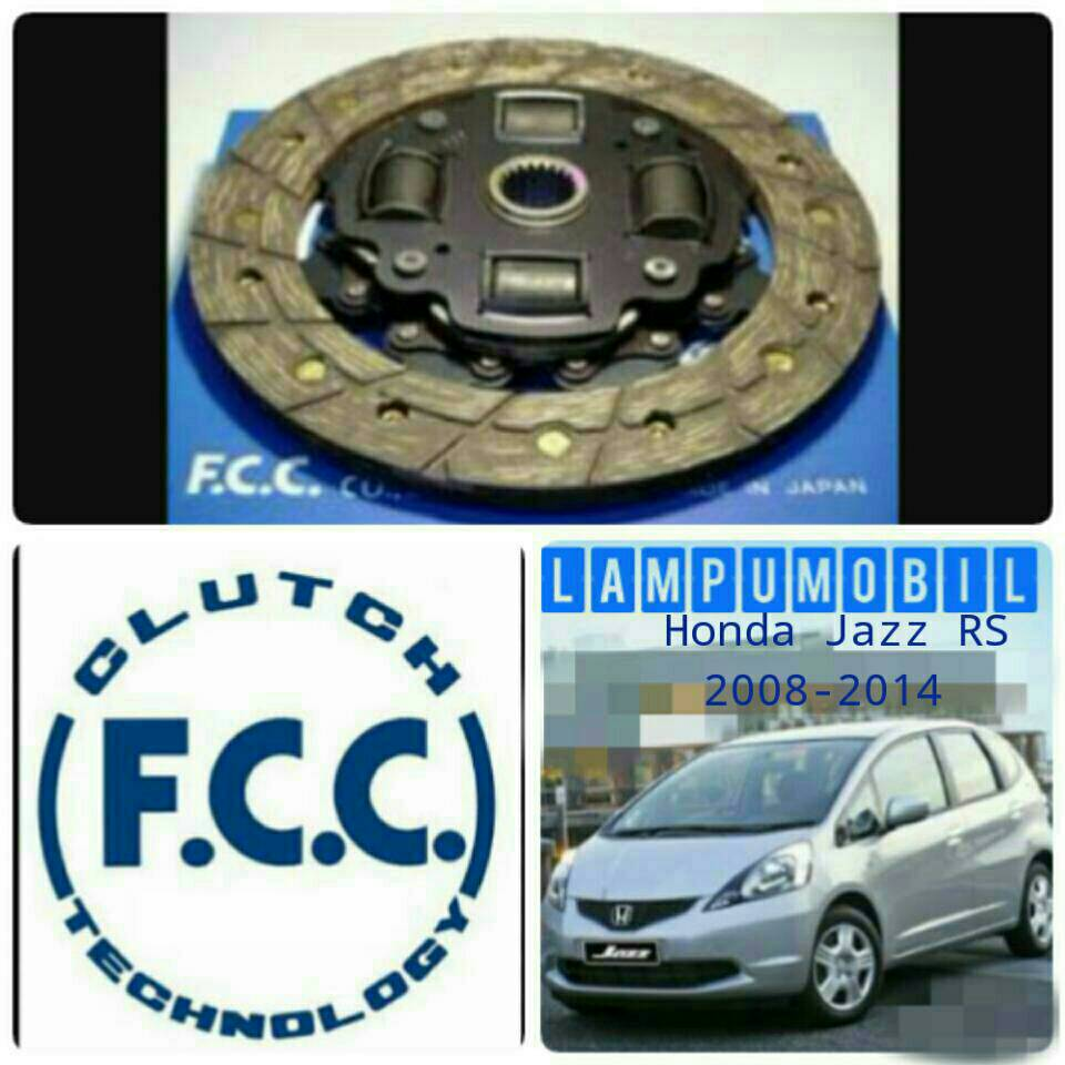 Clutch Disc / Kampas Kopling Honda Jazz RS 2008-2014 (Japan)