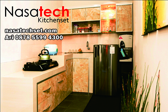 Kitchen set rayap - Jual Kitchen Set Full Granit Anti Rayap 100 Bukan Kayu