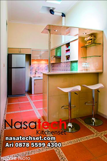 Jual kitchen set full granit anti rayap 100 bukan kayu for Harga granit untuk kitchen set