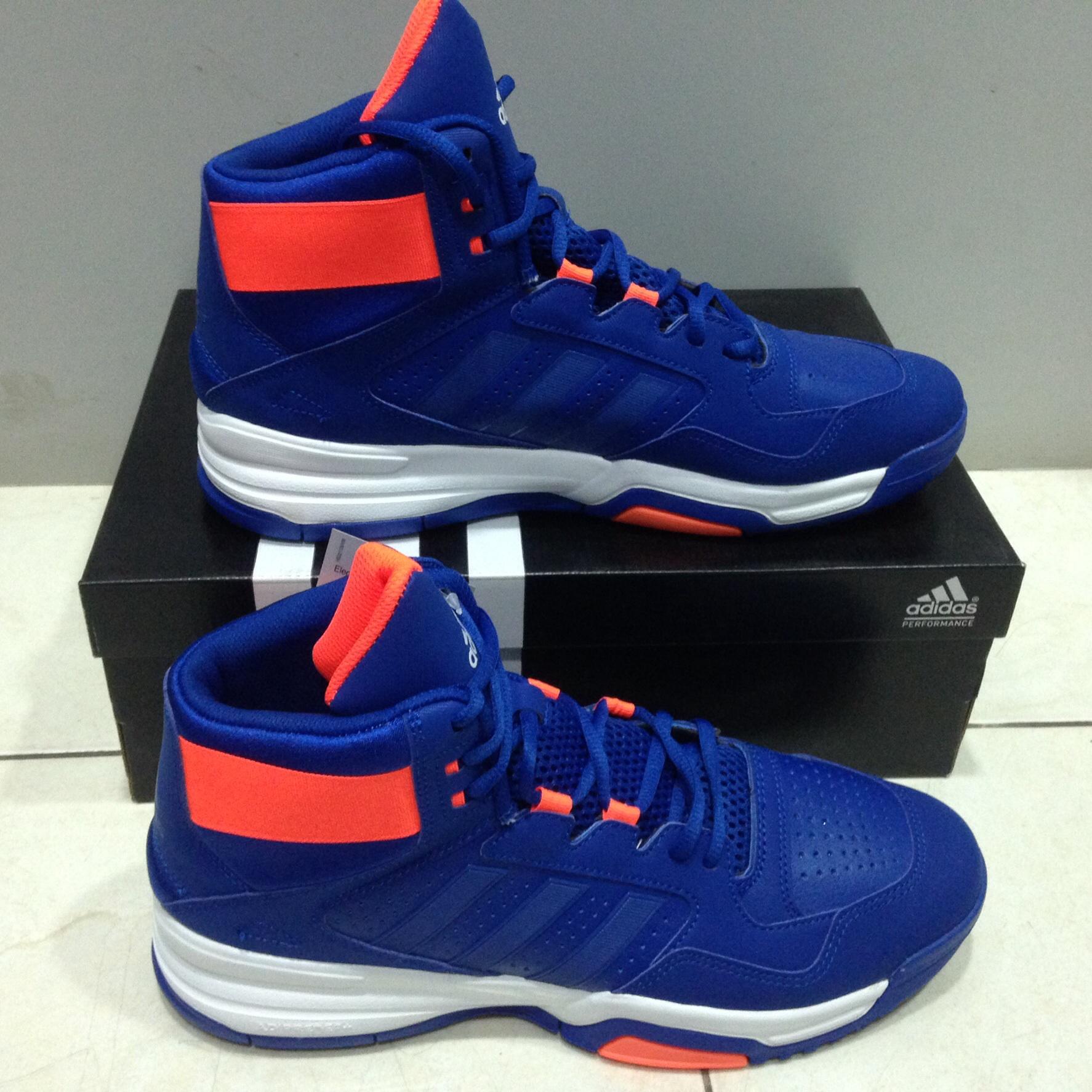 Jual Adidas Electrify Warna Biru Size 42 2 3. Sepatu Basket - Sportsite ... 534633d0a9
