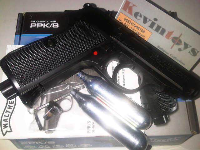 harga Airsoftgun Walther PPks Umarex 4.5mm Tokopedia.com