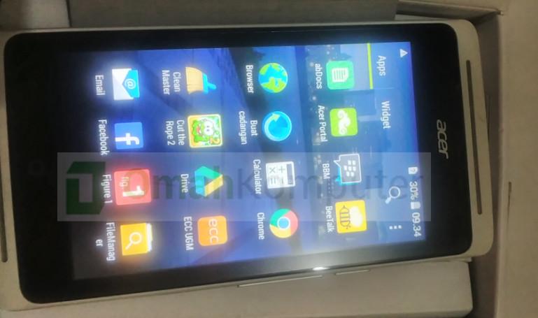 Jual Acer Liquid Z205 Fullset 2nd Bergaransi
