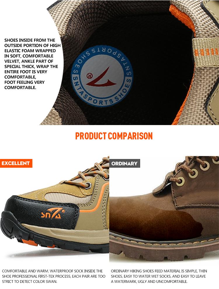 Jual Sepatu Outdoor Gunung SNTA 425 Series