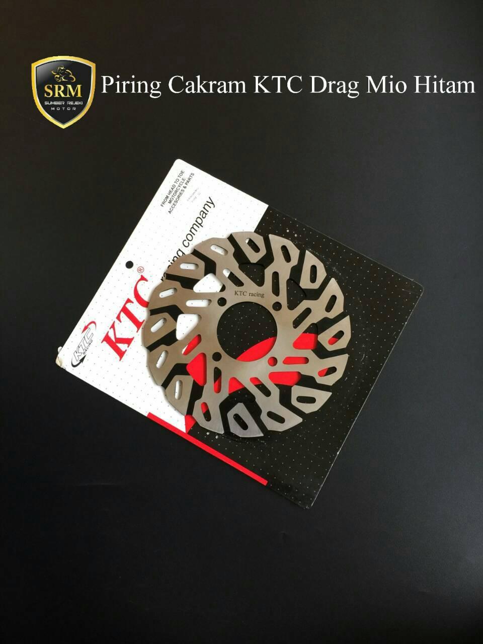 harga Piring Cakram KTC Drag Mio Hitam Tokopedia.com
