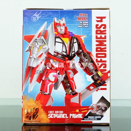 harga Sentinel Prime Transformers Action Figure Tokopedia.com