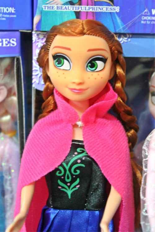Jual Boneka Barbie Frozen (ANNA   OLAF Ready stok) - lucky gadget ... f9f001d456