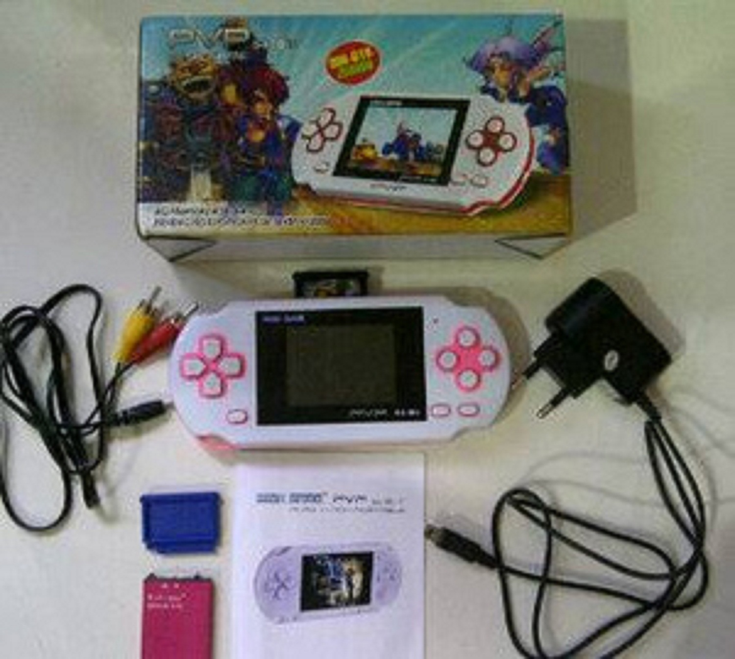 harga PVP 64 Bit Digital Pocket Handled Game Retro Jadul Nintendo Model PSP Tokopedia.com