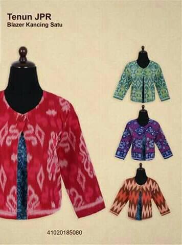 blazer batik/bolero batik/blazer premium/blazer wanita/bolero wanita
