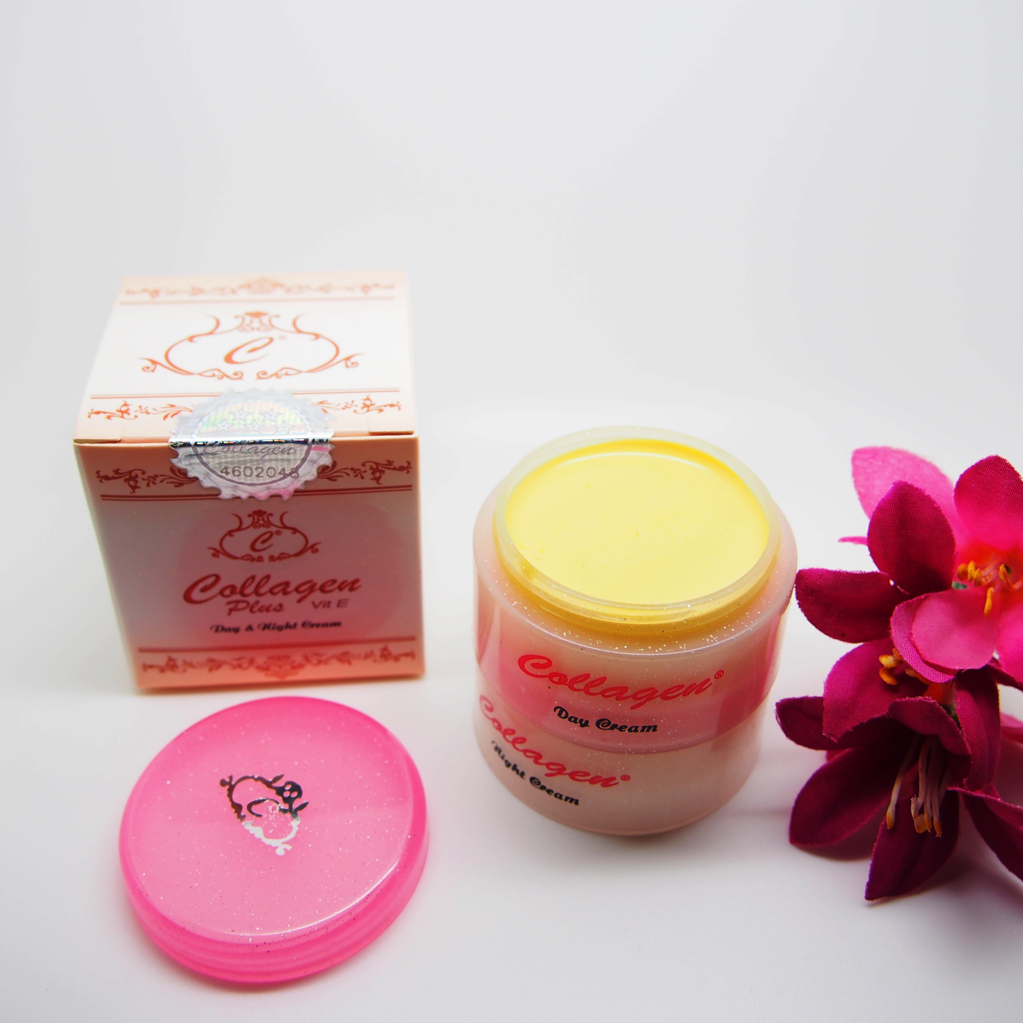 cream collagen plus vit e original