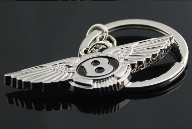 jual gantungan kunci logo mobil bentley soho tokopedia
