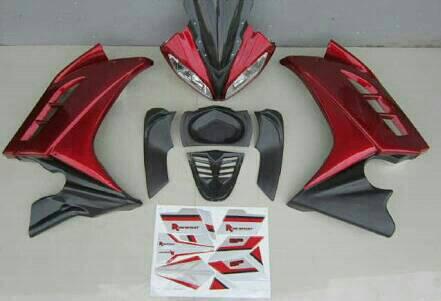 fairing ninja FI for new vixion