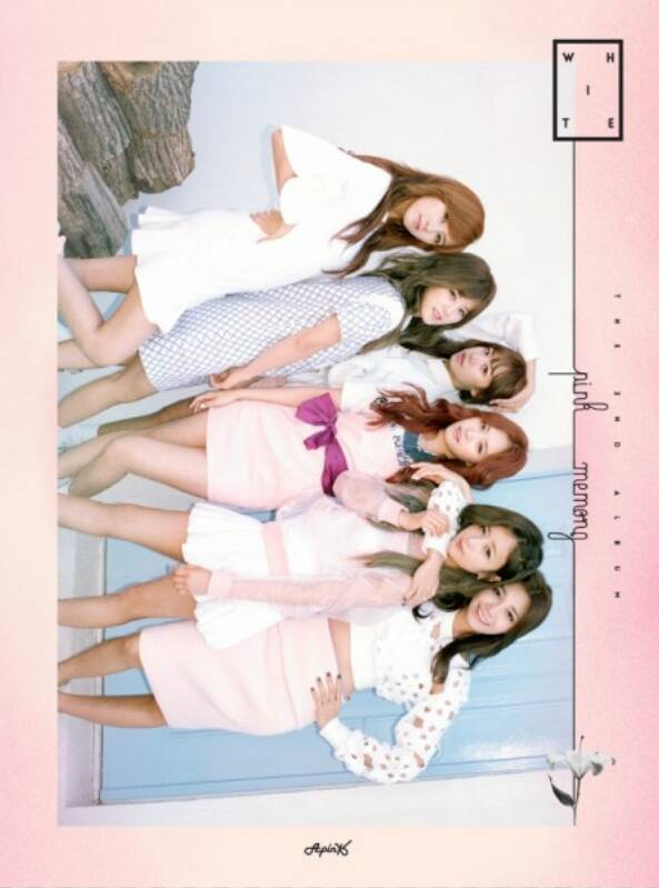 harga A-Pink - Memory (White Version) Tokopedia.com