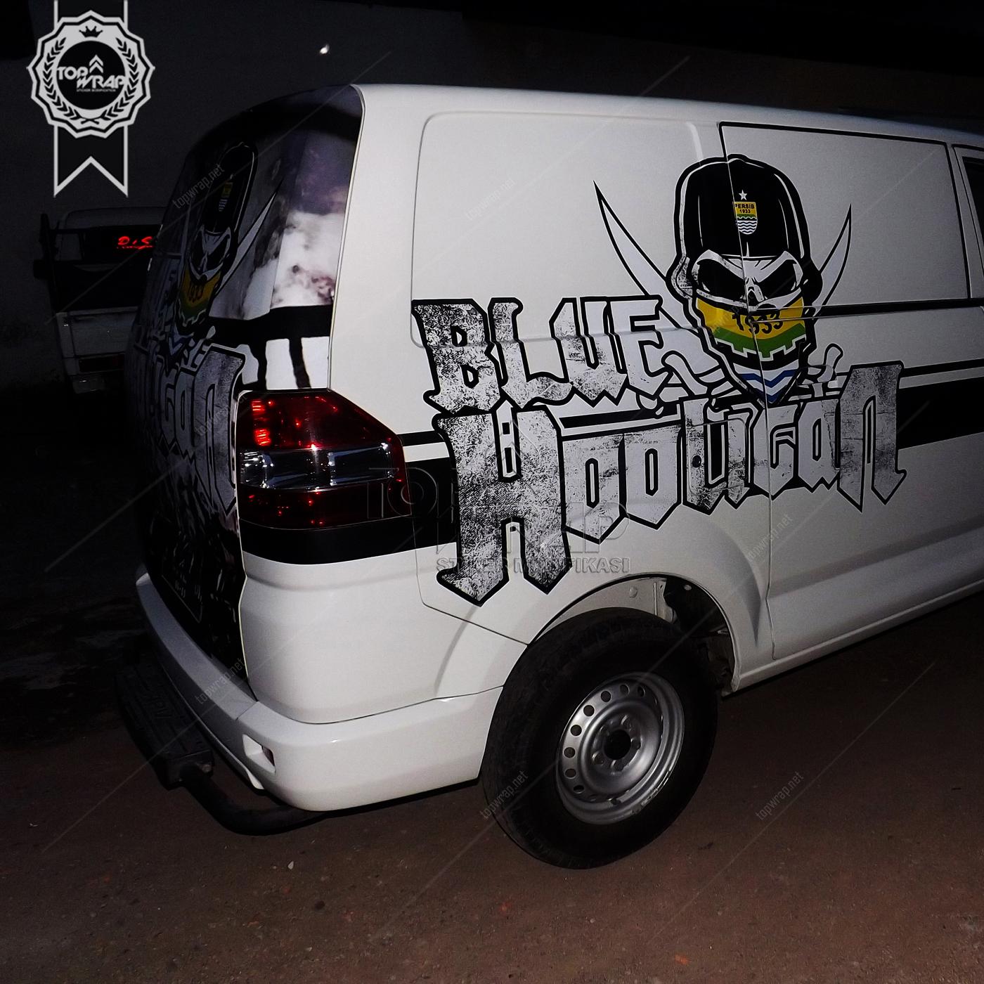 Top Modifikasi Stiker Mobil Apv Pick Up Terbaru | Modifotto