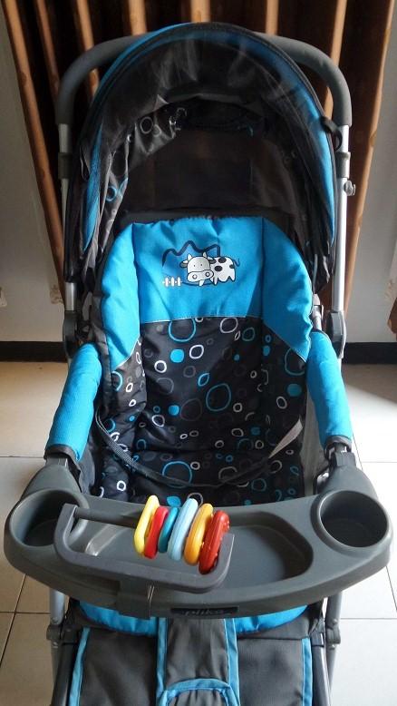 Kereta dorong bayi - Stroller Pliko