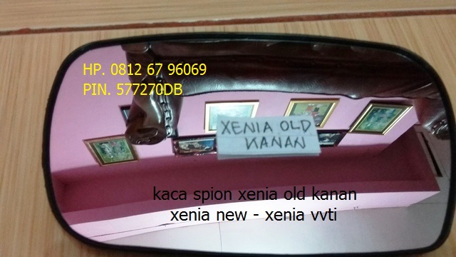 kaca spion xenia old - lama - vvti tahun 2004 s/d 2006