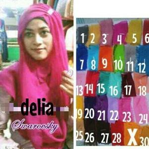 Jilbab Pashmina Instan Pastan Delia Instant Pashmina Hijab Kode 1c00a1