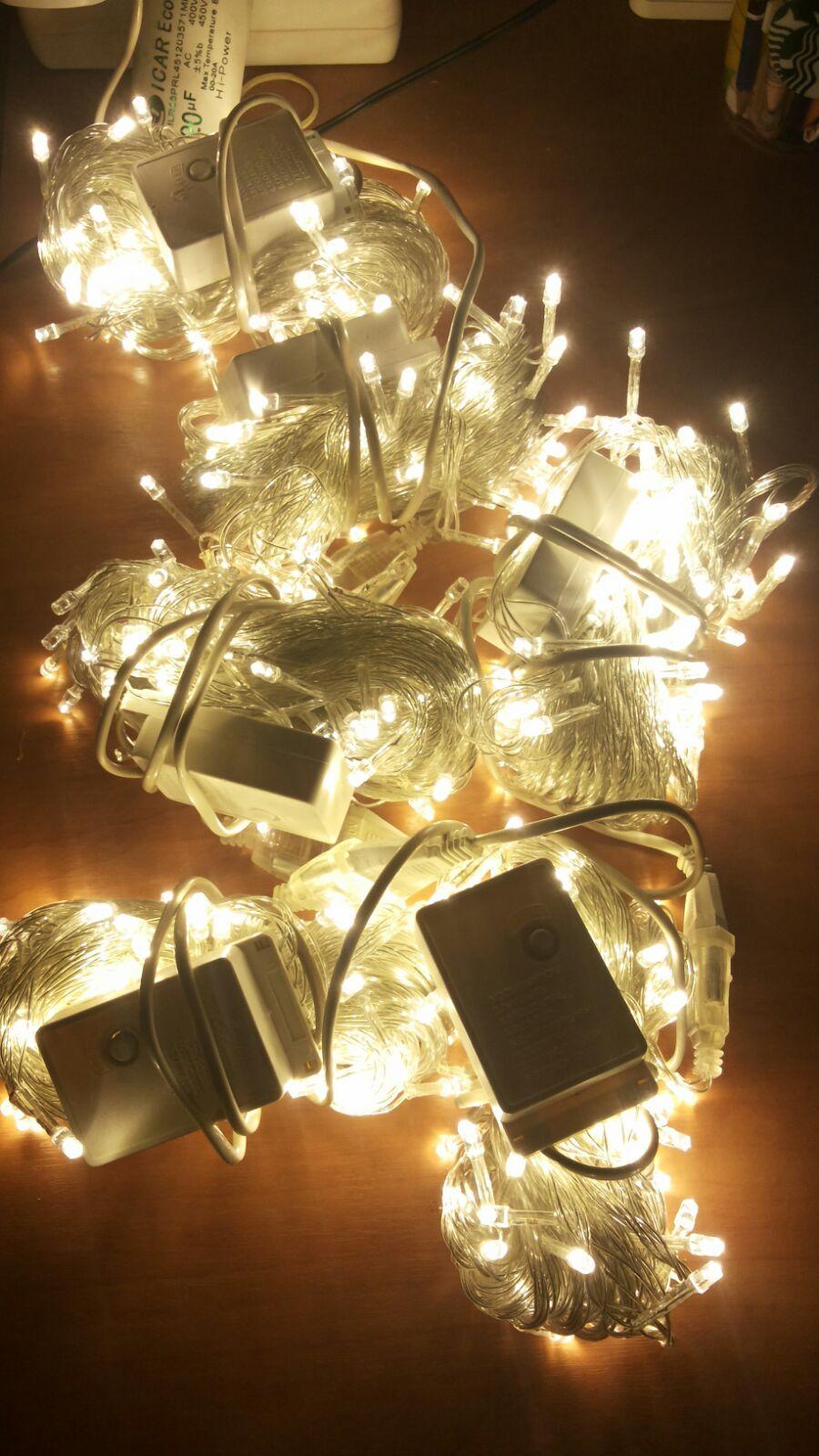 Jual GROSIR 50Pcs Rice Lamp / Tumblr Lamp / Lampu Natal
