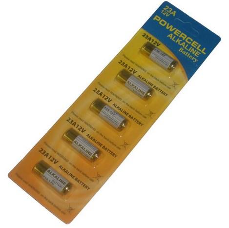 harga POWERCELL alkaline battery baterai 23A 12V Tokopedia.com