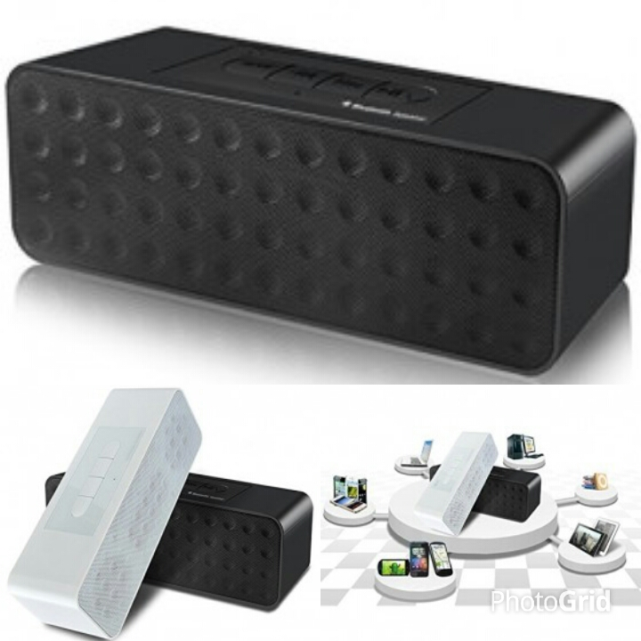 BestFire Portable Wireless Bluetooth Speaker with TF Card Slot and Mic