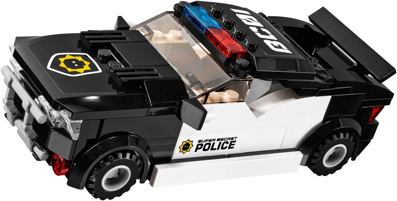 Jual Bad Cop Car - Lego Movie 70819 Bad Cop Car Chase ...