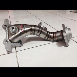 Downpipe All New Jazz GK5 ORDexhaust. gain power, irit bbm