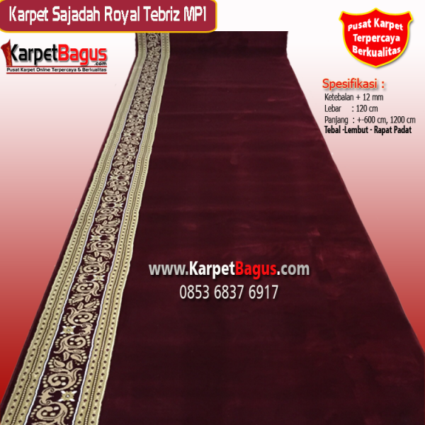 Jual Karpet Turki Tebriz Di Tulang Bawang Lampung I
