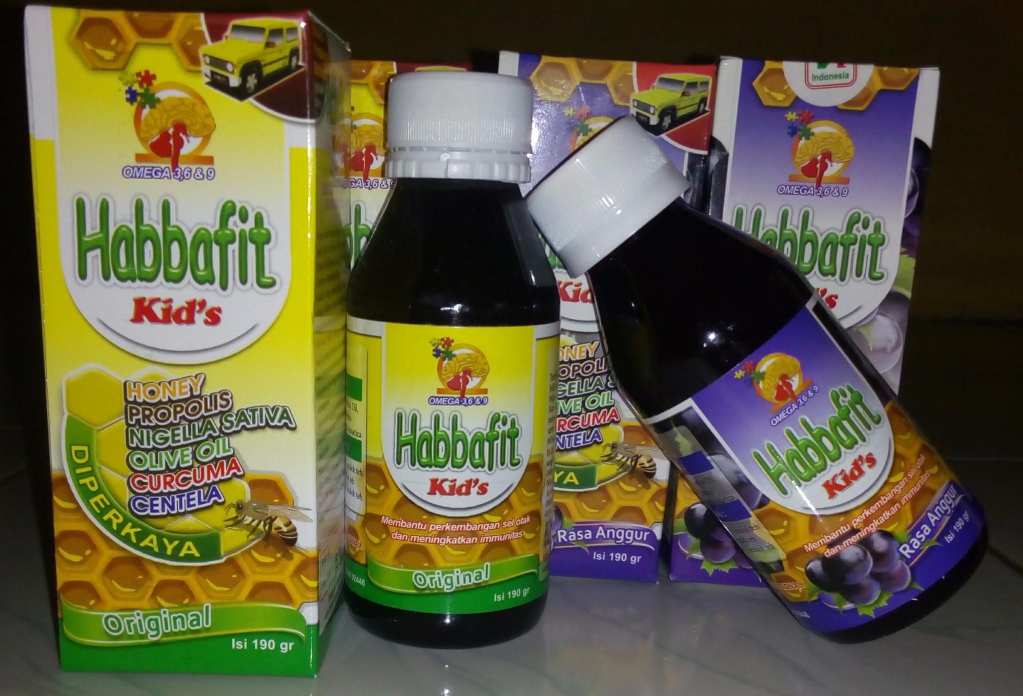 Hasil gambar untuk habbafit kids