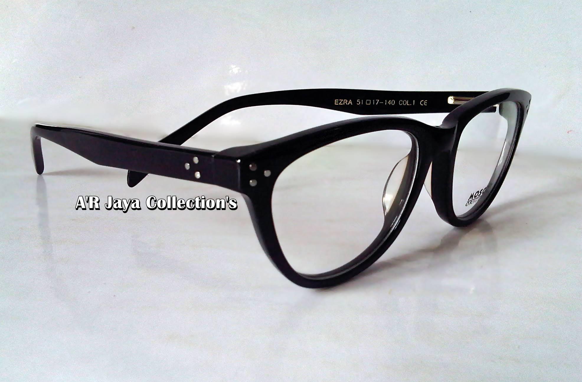 Jual Frame Kacamata Minus MOSCOT New Amp Trendy