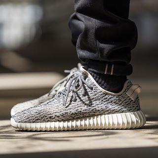 Jual Original BNIB Adidas Kanye West Yeezy Boost 350