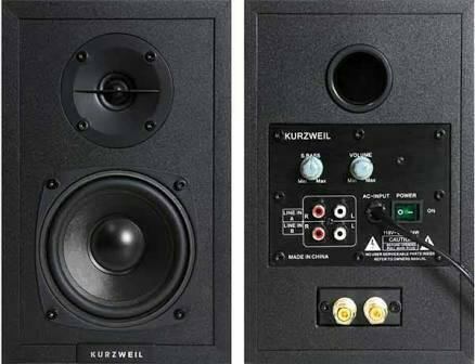 "harga Speaker monitor Kurzweil KS40A 4"" Tokopedia.com"