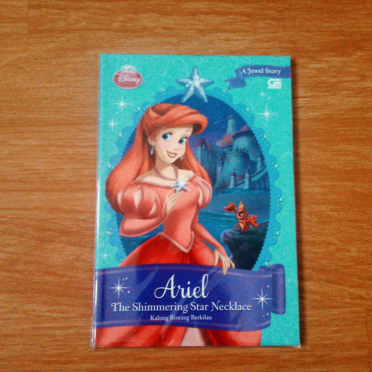 harga Disney Princess Ariel Kalung Bintang Berkilau Tokopedia.com