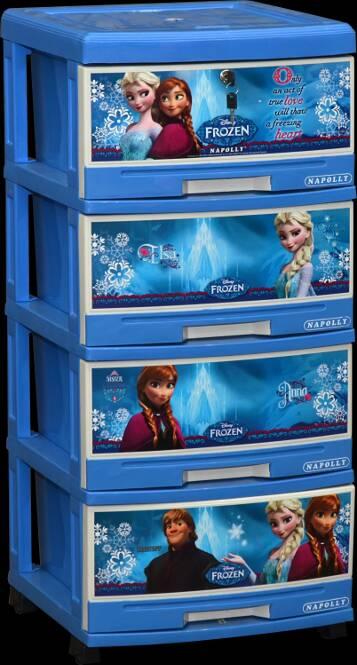 harga Lemari laci serbaguna (stockcase) Napolly SFC 4000 Frozen susun 4 Tokopedia.com