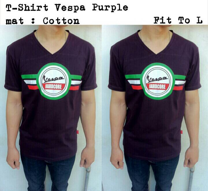 harga Ready Kaos Murah Surabaya T-Shirt Korea Hardcore Vespa Tokopedia.com